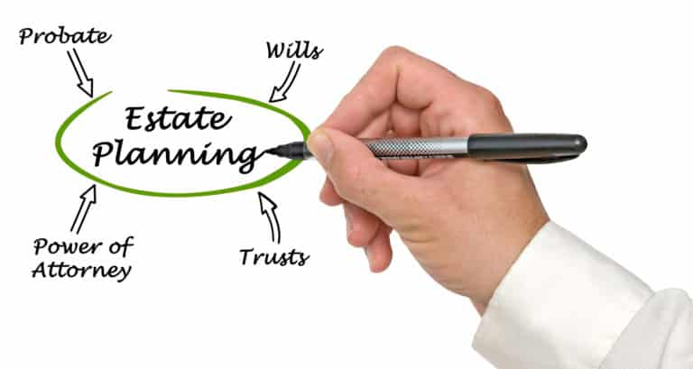 legal estate planning issues