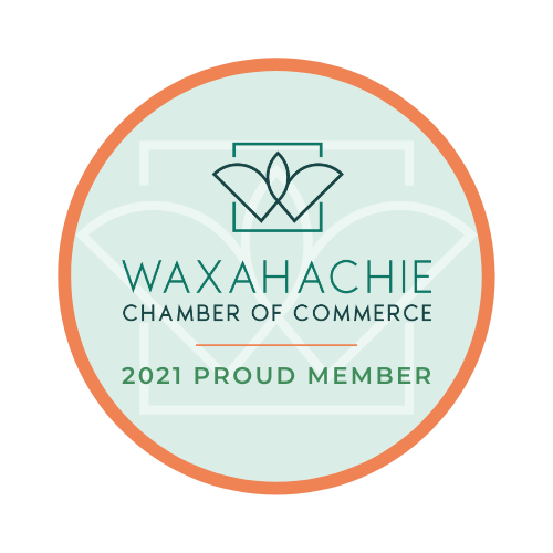 Waxahachie Chamber of Commerce Trust Badge