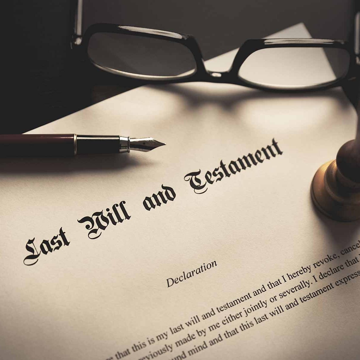 estate probate attorney